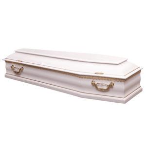 Белые гробы
