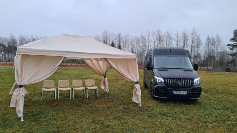организация похорон в Логойске