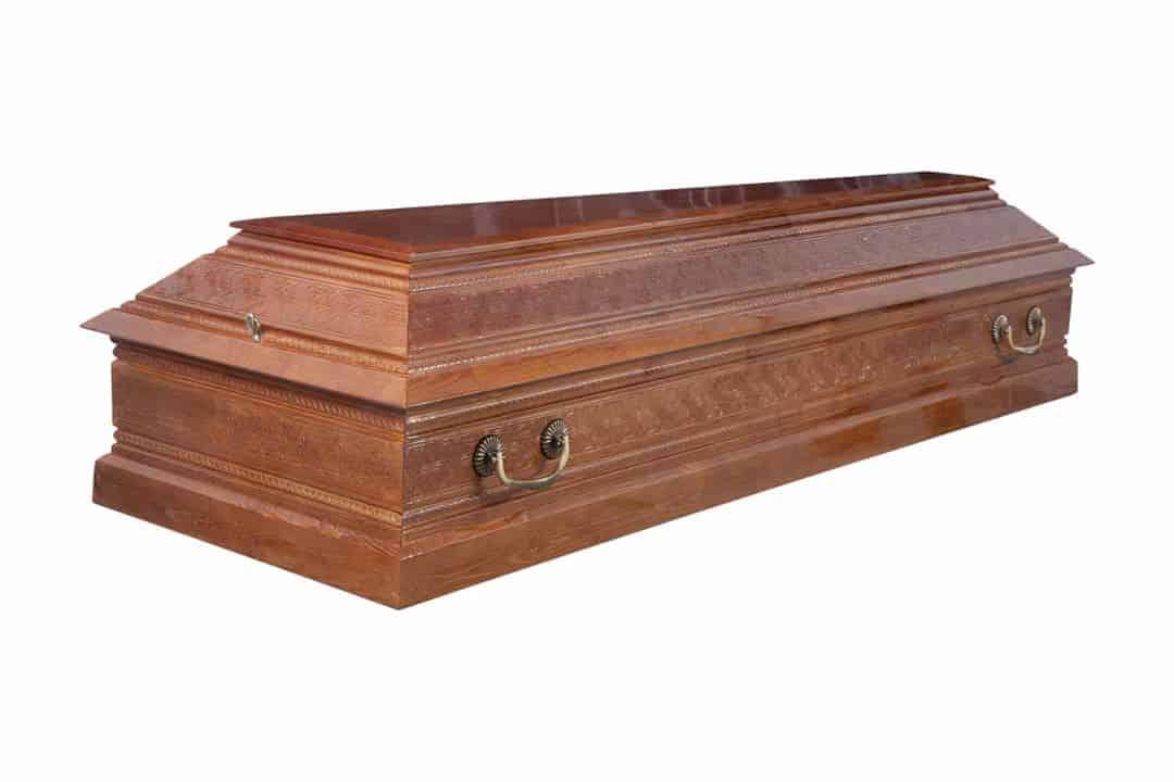Сколько стоит гроб